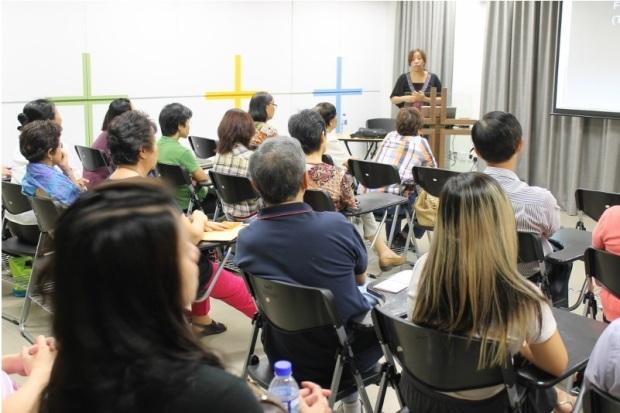 Sherlyn Kong CHARIS Talk April2014