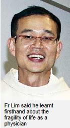 Fr Edward Lim Carmelite