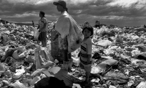 Payatas children suffer